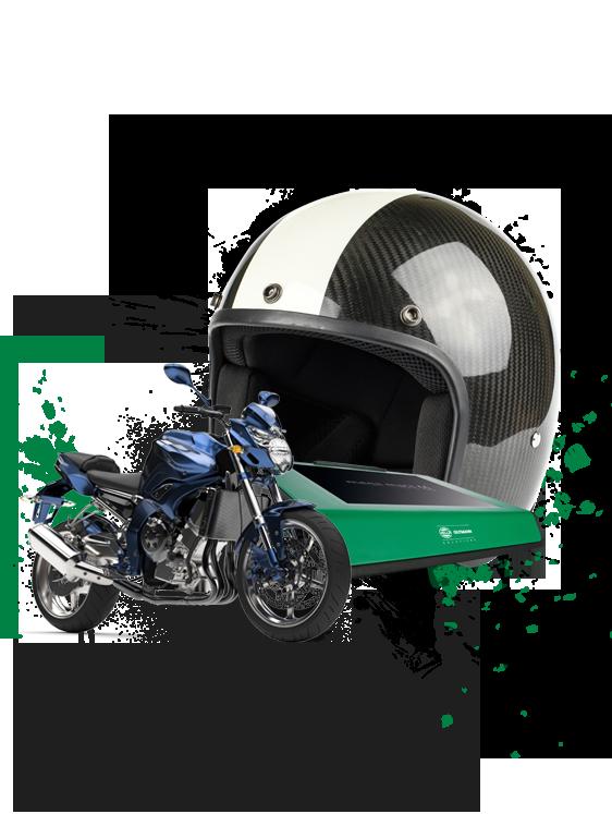 Motosikletler için güç paketleri