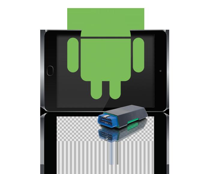 Çok yönlü diyagnoz için Android çözümü Her alanda başarılı teşhis